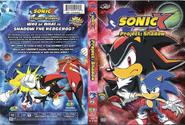 Sonic X ENG DVD 8
