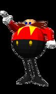 Eggman Fighters art