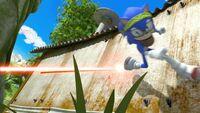 S1E44 Hipster Sonic run laser