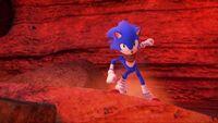 SB S1E19 Sonic jump stance