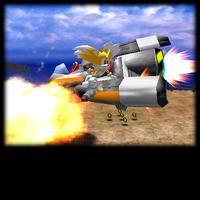 Sonic Adventure Credits (Tails 04)