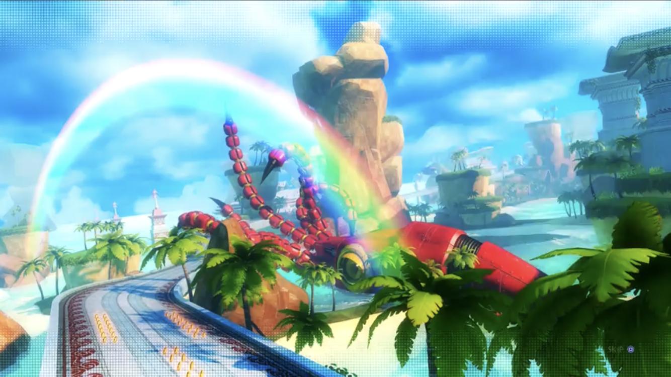 Ocean View (Team Sonic Racing)