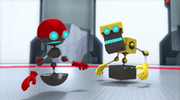 SB S1E10 Orbot Cubot where is Eggman