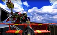 Sky Chase Dragon Boss
