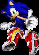 Sonic SA2 art 2