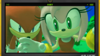 Knuckles and Amy Miles Electronic