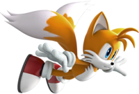 SF 3D art vs Tails alt