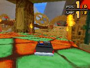 Sandy Drifts DS 10