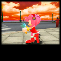 Sonic Adventure Credits (Amy 18)