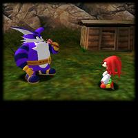 Sonic Adventure Credits (Big 07)