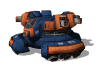 Blue Falcon (Model)