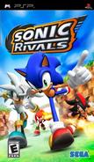 Caratula del Sonic Rivals