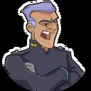 Chronicles Commander Angry (guncoang)
