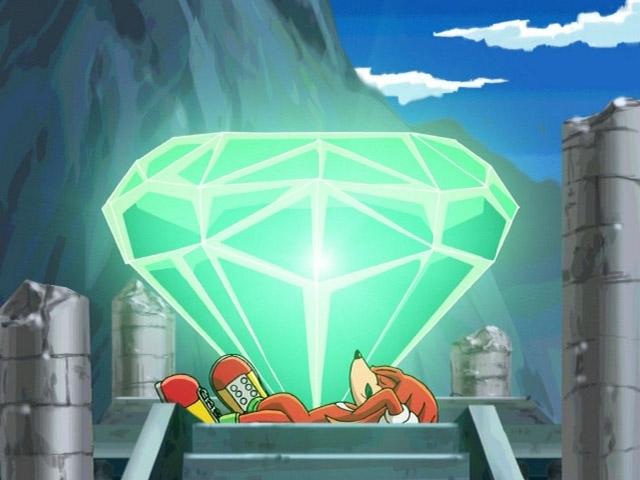 Master Emerald (Sonic X)