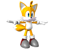 Runners Model Tails
