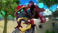 S1E41 Obliterator Bot turn