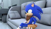 S1E44 Sonic smug