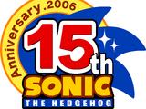 Sonic the Hedgehog 15th Anniversary