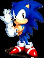 Sonic CD Sonic art 2