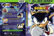 Sonic X ENG DVD 1