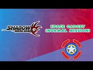 Space Gadget (Normal Mission) - Shadow the Hedgehog
