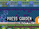 Press Garden Zone