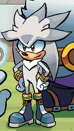 Silver the Hedgehog (In Another Time, In Another Place)