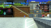 Sonic Generations Rouge Classic Challenge 02