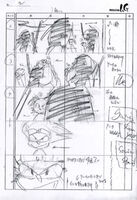 Sonic Riders storyboard 01