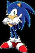 Sonic Sonic X 1