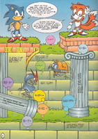 Sonic the Hedgehog Puzzle Book 1 - page 4