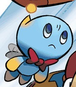 Cheese the Chao (In Another Time, In Another Place)