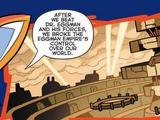 Eggman Empire Fortress (IDW)