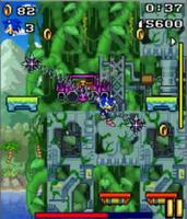 Jungle Zone boss (Sonic Boom)