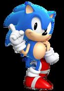 SG Classic Sonic art 1