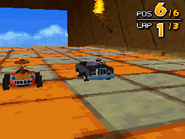 Sandy Drifts DS 05