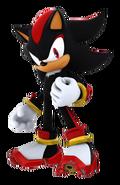 Shadow the HedgehogC