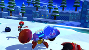 Spin Attack - Sonic Lost World