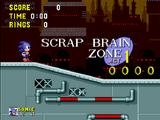 Scrap Brain Zone