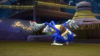 SB S1E38 Sonic dance move