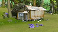 SB S1E44 Metal Sonic's hideout