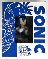 Sonic 15th figure box