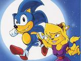 Sonic the Hedgehog (caricatura cancelada)