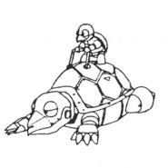 Turtloids Sketch