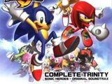 Complete Trinity: Sonic Heroes Original Soundtrax
