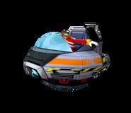 Rush Adventure Model Eggman