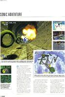 Sonic Adventure preview page 1of4