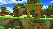 Sonic Forces Green Hill 10