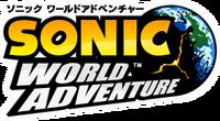 Sonic World Adventure Logo