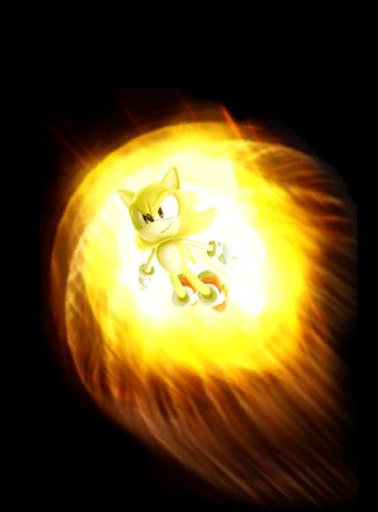 Super Sonic Boost